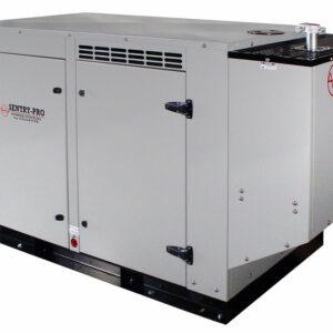 Gillette SPJD-300 Standby Generator (30kW)