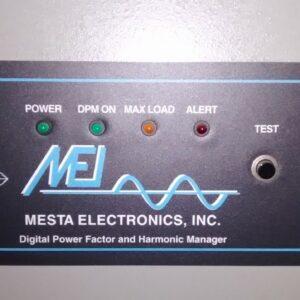 Mesta DPM Active Harmonic Filter