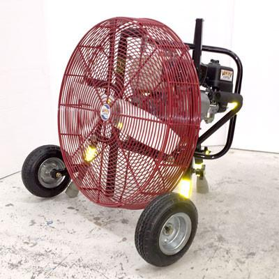 Ventry 24GX160 Fan (24,000 CFM)