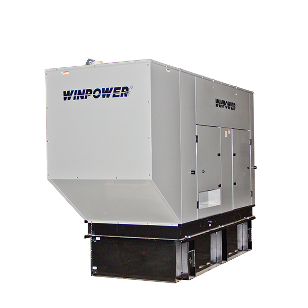 Winpower DR100F4 Standby Generator (115kW)
