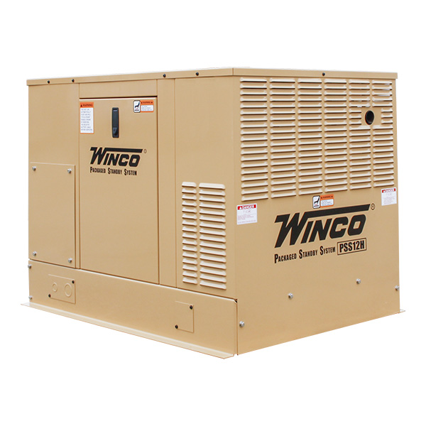 Winco PSS12 Home Standby Generator (12kW)