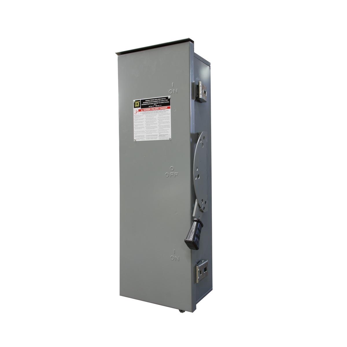 Winco Manual Transfer Switch (3Ph, 100A)