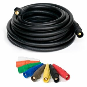 Steadypower 2/0 Color-Cam Power Cable (Type W)