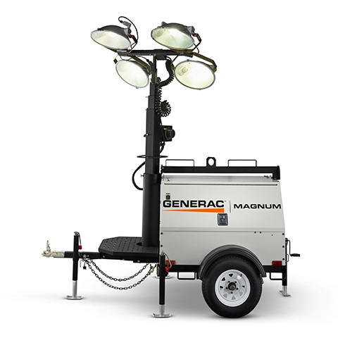 Magnum MLT4080V Mobile Light Tower (8kW)