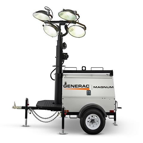 Magnum MLT4150V Mobile Light Tower (15kW)