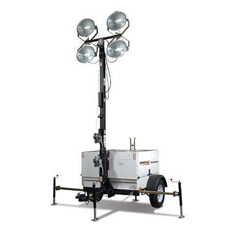 Magnum MLT5060 Mobile Light Tower (6kW)