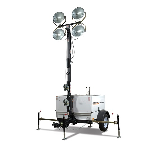 Magnum MLT5080 Mobile Light Tower (8kW)