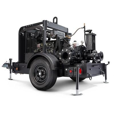 """Magnum MTP4DZV Venturi Dry Prime Trash Pump (4"""")"""