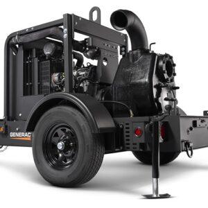 "Magnum MTP4SZ Diesel Trash Pump (4"")"