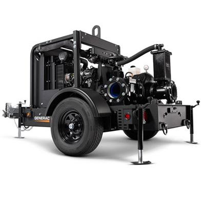"Magnum MTP6DZD Dry Prime Trash Pump (6"")"