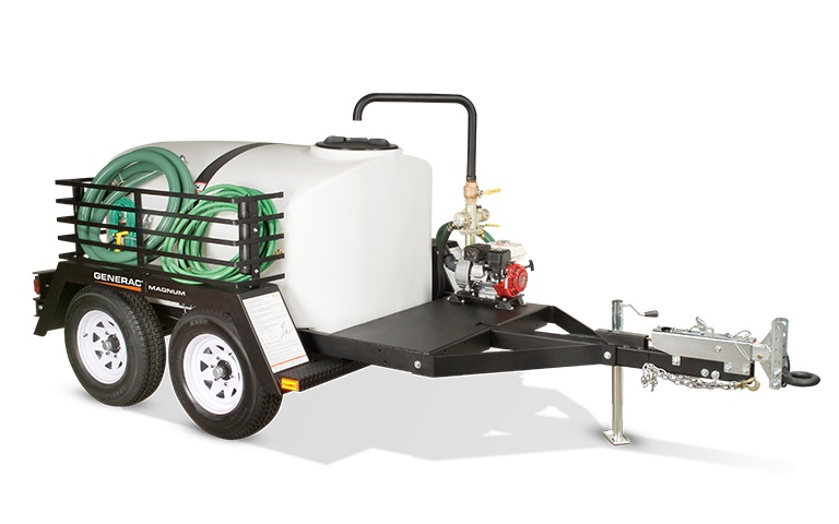 Magnum MWT500 Mobile Water Trailer