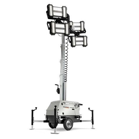 Magnum PLT240 LINKTower Portable Light Tower