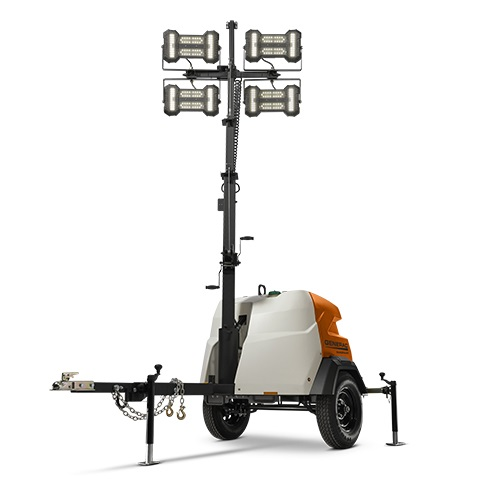 Magnum MLT6SMD Mobile LED Light Tower (6kW)