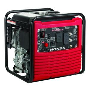 A house backup generator