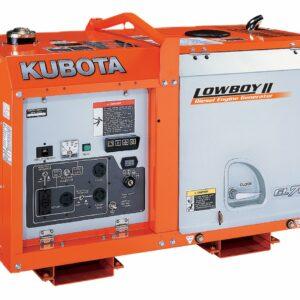 Kubota GL7000 Generator (7000W)