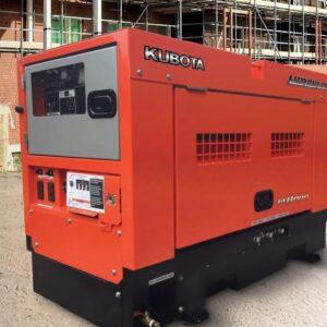 Kubota GL14000 Generator (14,000W)