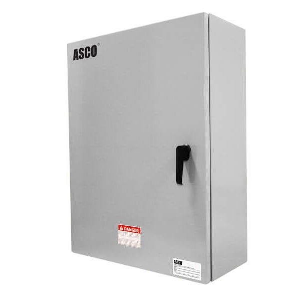 Asco 3QC Quick Connect Power Panel (400A-UL)