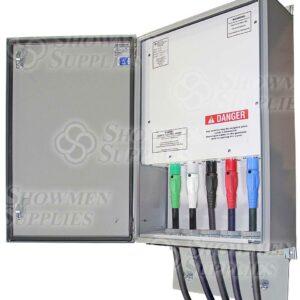 Semcor GIC4 Generator Inlet Cabinet (400A)