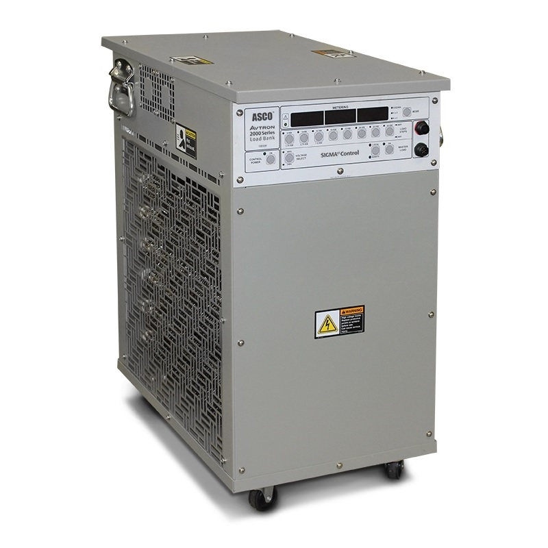 ASCO Avtron 2705 Portable Load Bank (100kW)