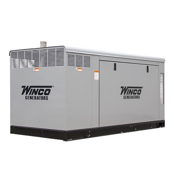Winco PSS30 Emergency Standby Generator (30kW)