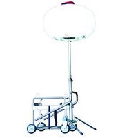 Multiquip GB3LEDC GloBug Balloon Light (Cart)