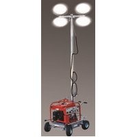 Multiquip GB43LED Portable Light Tower