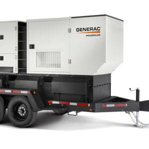Magnum MDG 250 Generator (220kW)