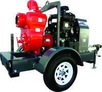 "Multiquip MQ600H Diesel Trash Pump (6"")"