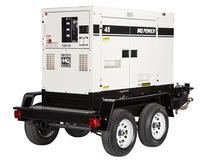 MQ Whisperwatt DCA45SSI Generator (40kW)