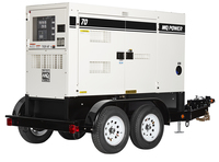MQ Whisperwatt DCA70SSI Generator (62kW)