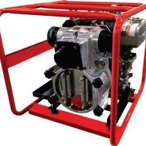 "Multiquip QP3TK Diesel Trash Pump (3"")"