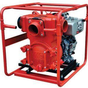 "Multiquip QP4TK Diesel Trash Pump (4"")"
