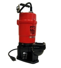 "Multiquip ST2040TF Submersible Trash Pump (2"")"