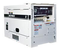 MQ Whisperwatt TLG8SSK4F Generator (6.4kW)