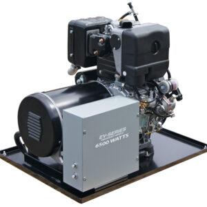 Gillette EVTD-65EK Generator (6.5kW-Diesel-1Ph)