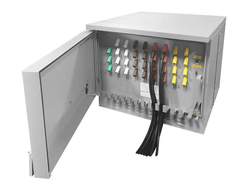 Asco 3QC Quick Connect Power Panel (3600A-UL)