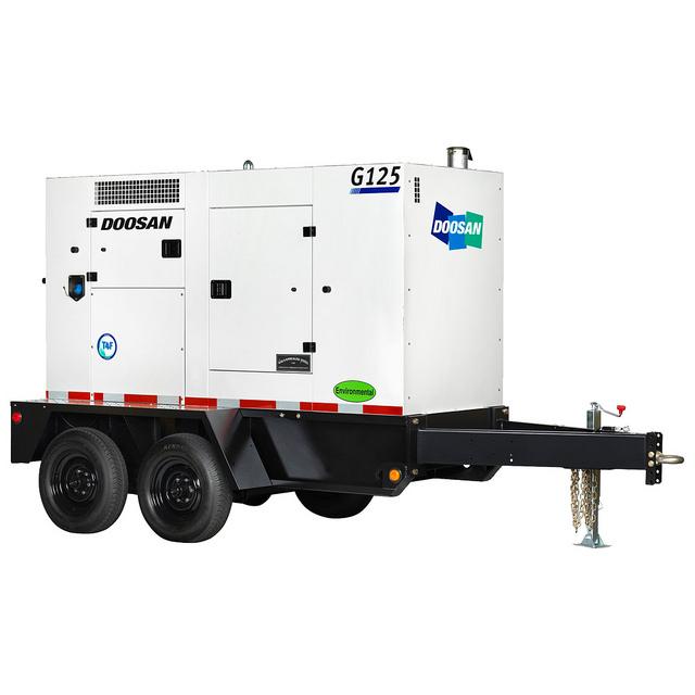 Doosan G125 Generator (100kW)