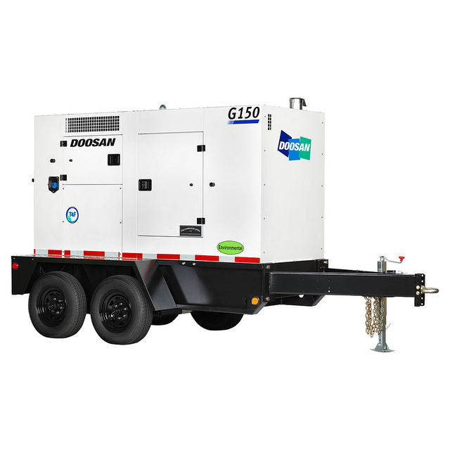 Doosan G150 Generator (123kW)