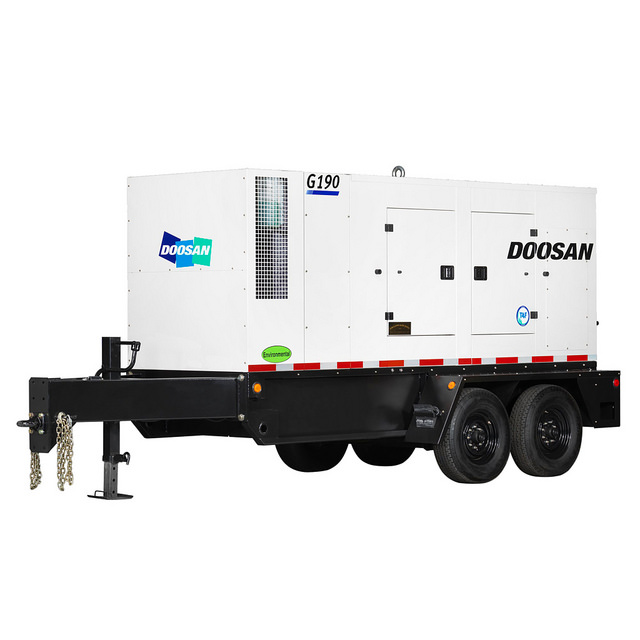 Doosan G190 Generator (145kW)