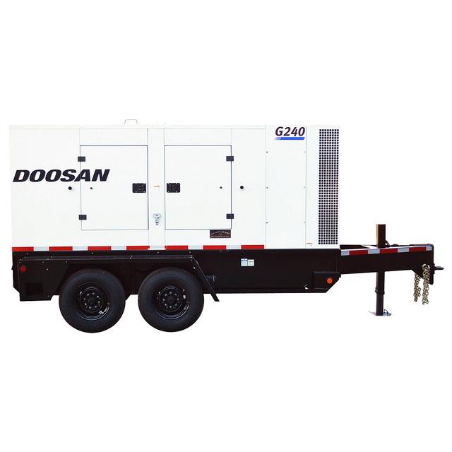 Doosan G240 Generator (188kW)