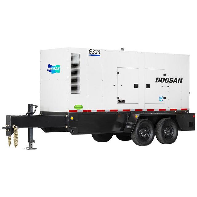 Doosan G325 Generator (270kW)