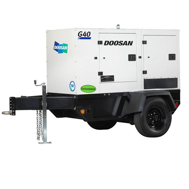 Doosan G40 Generator (32kW)