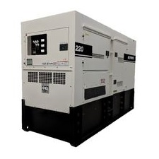 MQ Whisperwatt DCA220SSJ Generator (194kW)