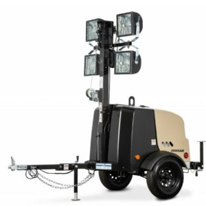 Doosan LCV6 Mobile LED Light Tower (6kW)