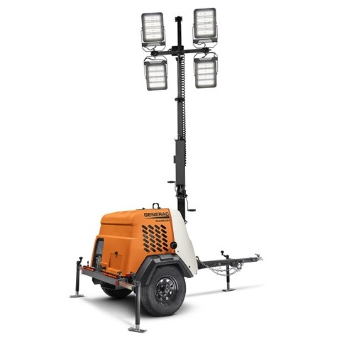 Magnum MLT6SMDS Mobile LED Light Tower (6kW)