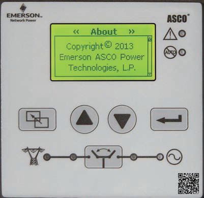 Asco 300SE Auto Transfer Switch (3Ph, 4-Pole, 70A)