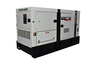 HIPOWER HRIW 125 Generator (110kW)