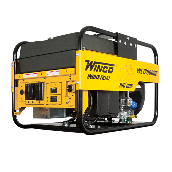 Winco WL12000HE Generator (12,000W, 50A)