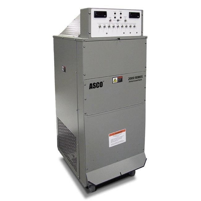 ASCO Avtron 2400 DC Portable Load Bank (1000A)