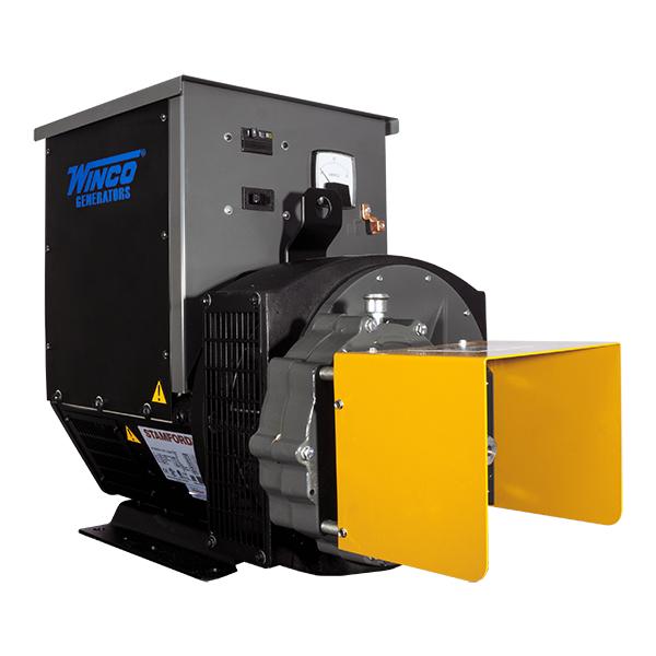 Winco 50PTOT4-17 PTO Generator (50kW 1000rpm)